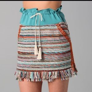 Tory Burch Gasparina Skirt 14